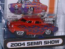 Muscle Machines 2004 Las Vegas Sema Show 1950 Studebaker 50 Study 1 of 1296 1:64