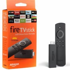 Amazon Fire TV Stick 2 + Alexa + Mega 17.6 Media Player + série + films + Sport