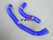 Silicone Radiator Hose for Nissan Skyline R33 R34 GTS BLUE