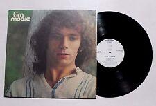 TIM MOORE S/T LP A Small Record Comp. SRS-10001 US 1974 NM- WHITE LABEL PROMO 4E