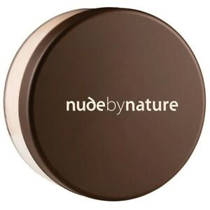 Nude by Nature Mineral Finishing Veil 12g All Skin Tones Finish Flawless Glow