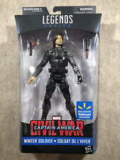 Marvel Legends Winter Soldier (Walmart Exclusive) 6? Action Figure 2015