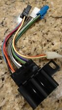 harness Wiring adapter Put Delco CD radio in 80s Camaro Buick Oldsmobile GN