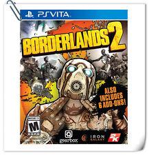 PSV Borderlands 2 PlayStation VITA Sony Computer Entertainment SCE Action