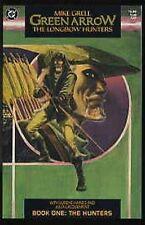 Green Arrow The Longbow Hunters #1-3 Very Fine/ Near Mint Complete Set 1987