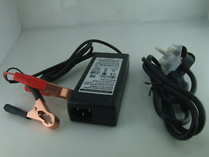 Ultramax 12V 4Ah 240V (LiFePO4) Lithium Iron Phosphate Battery Charger