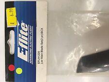E-FLITE Lwr Main Blade Set of 2 EFLH1220 #