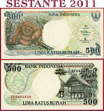 INDONESIA - 500 RUPIAH 1992 / 1998 - P 128g  - FDS / UNC