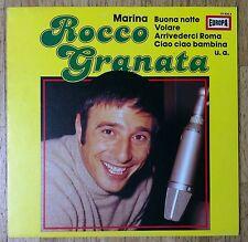 ROCCO GRANTA Same LP