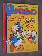 PAPERINO E C. #  62 - 5 settembre 1982 - CON INSERTO - WALT DISNEY - OTTIMO