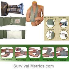 Tactical Trauma Dressing, Israeli Bandage, 4 Inch - Pressure Dressing