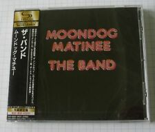 THE BAND - Moondog Matinee + 6 JAPAN SHM CD OBI NEU! TOCP-95020