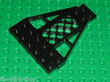 LEGO pirates black Wing 8 x 6 x 2/3 ref 30036 / Set 2161 6979 6280 6291
