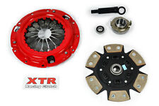 XTR STAGE 3 CLUTCH KIT 90-95 MAZDA FWD PROTEGE 91-96 ESCORT GT TRACER 1.8L DOHC