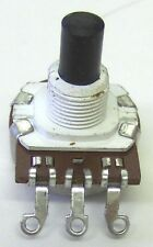 Potentiometer 330K Linear, 20mm Dia, 10mm Fixing (Pk 5)