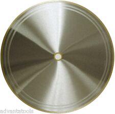 "14"" x .070"" Supreme Sintered Ultra Thin Continuous Rim Diamond Lapidary Blade"