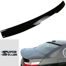 PAINTED BMW E60 Saloon A LOOK ROOF SPOILER WING #416 CARBON BLACK