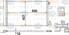 8FC 351 310-624 HELLA Kondensator Klimaanlage