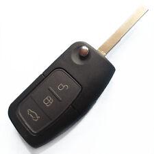 Ford Type EU03 Klapp Gehäuse Schlüsselrohling HU101 Ersatz Fernbedienung