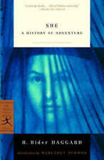 She by H. Rider Haggard (Paperback, 2002)