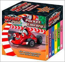 Roary the Racing Car – Pocket Library VARIOUS Good Book