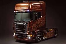 """Italeri maquette camion Scania R """"Black Amber"""" 1/24 - I3897"""