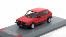 VW VOLKSWAGEN GOLF 1 1600 GTI 1976 RED GTI COLLECTION 217473 1/43 ROSSO ROT