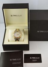TAG Heuer Aquaracer Two-Tone Chronograph Men's Watch CAP2120.BB0834