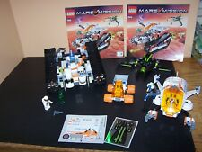 Lego Space Mars Mission MT-61 Crystal Reaper (7645)