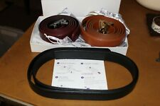 Anson Belt & Buckle US Men's Belts and Buckles Gift Set Multi
