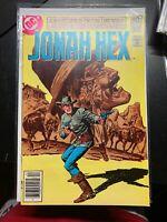 Jonah Hex Comic Book #31 DC Comics 1979 NEAR MINT