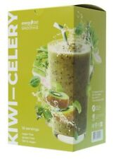 Kiwi Celery Smoothie. Balanced diet.  Weight loss.