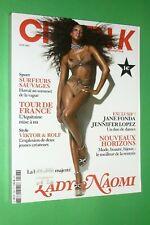 CITIZEN K 2005 EXCELLENT LADY NAOMI CAMPBELL+JANE FONDA+JENNIFER LOPEZ