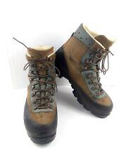 Lowa Mens Boots Brown/Black Vibram Soles Hiking Trail Winter Waterproof Shoes 11