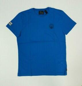 Genuine Jaguar Growler Graphic Blue Men's T-Shirt 100% Cotton - 50JATM005BLC