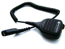MOTOROLA DIGITAL RADIO DP3400  DP4400 DP4800  IMPRES LAPEL MIC IP57 PMMN4046A