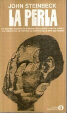 Mu35 the Pearl John Steinbeck Oscar Mondadori 1972