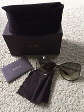 Tom Ford Miranda Sunglasses Box Case Mint