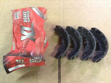 Mighty System XL 714EX Drum Brake Shoes Shoe Rear