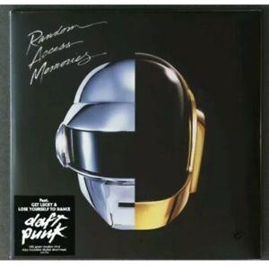 DAFT PUNK RANDOM ACCESS MEMORIES 2LP Vinyl RARE PRE ORDER SHIPS 6/21