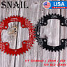 Narrow Wide Chainring 30-52T 104BCD MTB Bike Sprocket Round Oval Chainwheel CNC