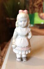 Vintage Miniature Bisque Doll Japan