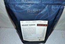 Rishi Organic Golden Yunnan Black Tea Dian Hong 1 Pound Loose Leaf Bag