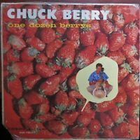 CHUCK BERRY ONE DOZEN BERRY'S LP US Import Chess Stereo LPS 1432