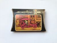 Heye Mordillo/Verlag No. 8104 - 48 Piece Mini Puzzle Pink Car In Western Town
