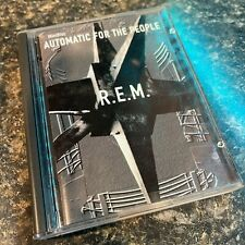 R.E.M. Automatic for the People MiniDisc Album MD Excellent Condition 💽