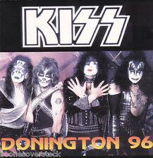 KISS- DONNINGTON 96 (*Used-CD, Beth Records I.N.C.) Rare Italian Pressing Import