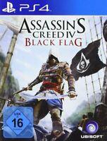 Assassin's Creed IV: Black Flag [PlayStation 4] PS4 OVP