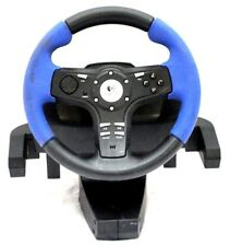 Logitech Driving Force EX Racing Steering Wheel for PlayStation2/ PS2 | E-UL13