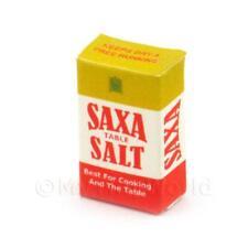 Maison de poupées miniature 1950 S Saxa Salt box
